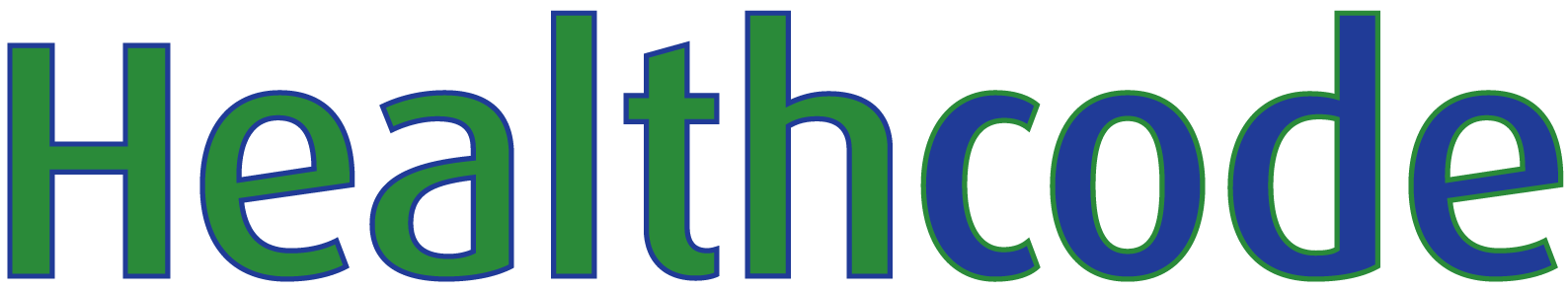 healthcode-logo website